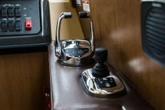 Cummins diesel V-Drive and joystick